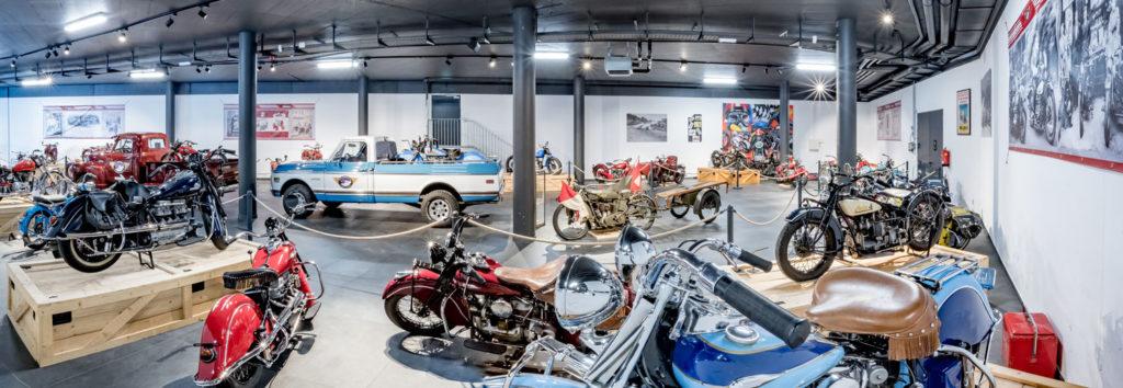 TOP MOUNTAIN Motorrad Museum