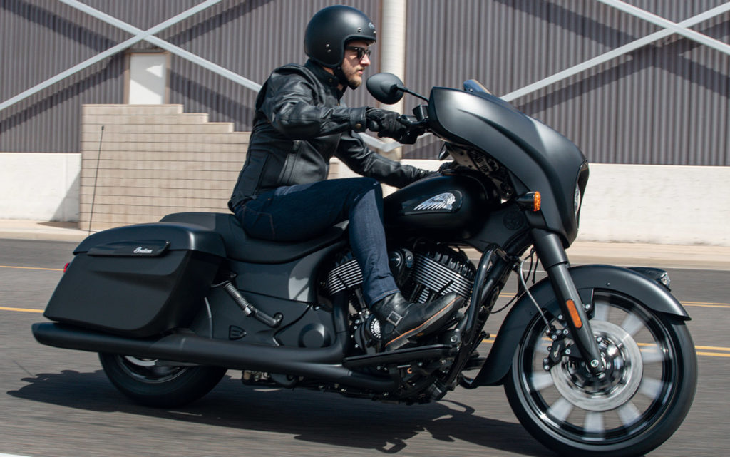THE  2020 INDIAN CHIEFTAIN